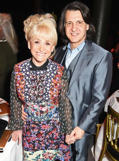 Barbara Windsor, husband Scott Mitchell
