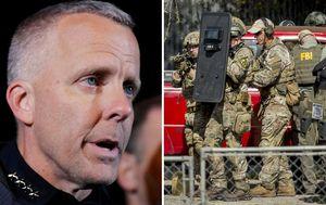 Austin police chief calls bomber a 'domestic terrorist'