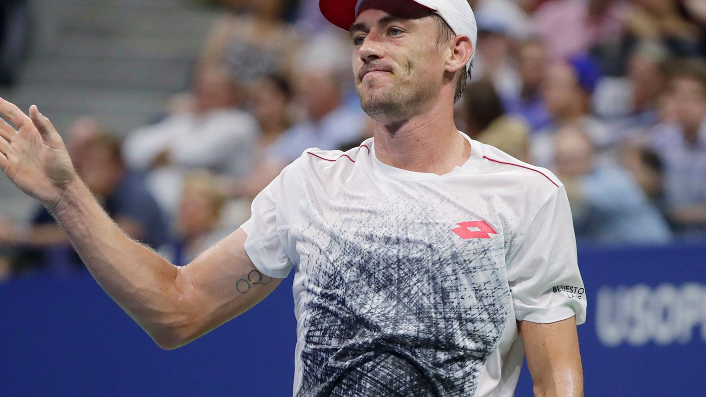 John Millman reveals he was close to giving tennis away during his long battle with injury.