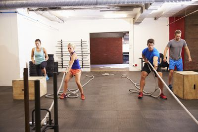 <strong>Circuit training (HIIT)</strong>
