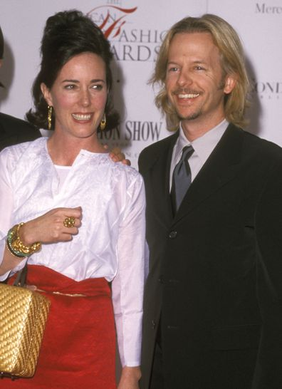 Kate Spade and David Spade attend event