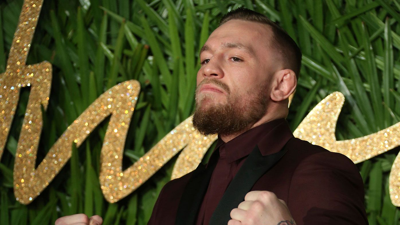 Conor McGregor charged by New York Police Department