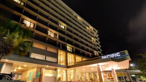Pacific International Hotel Cairns