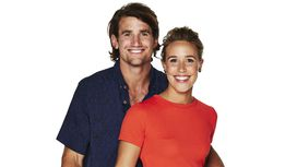 Josh and Charlotte