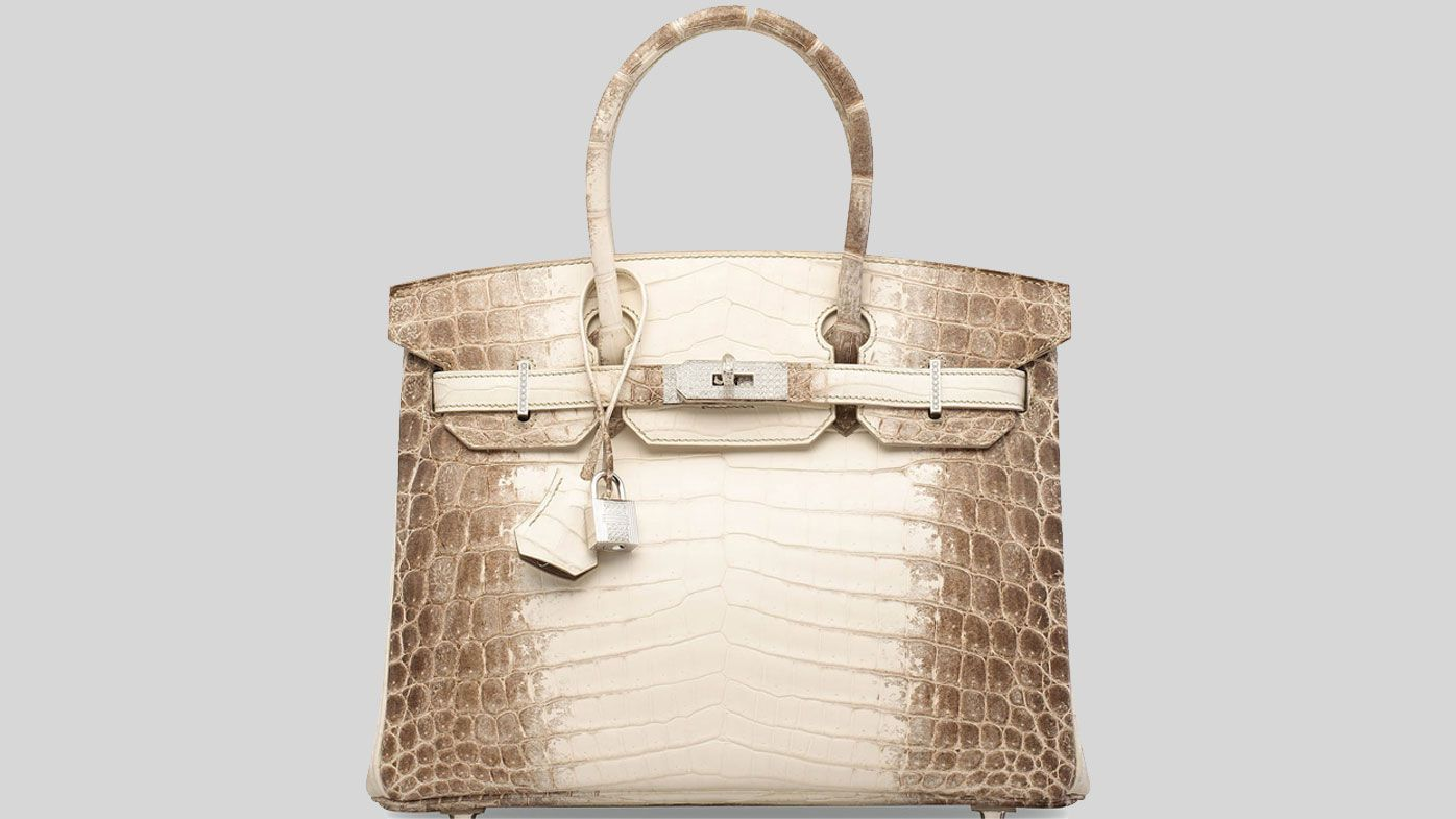 0da2bccedd41 Hermès diamond-encrusted bag set to break records at auction in London
