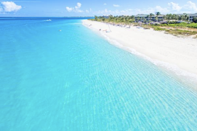 4. Grace Bay – Turks and Caicos