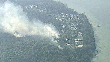Queensland bushfires