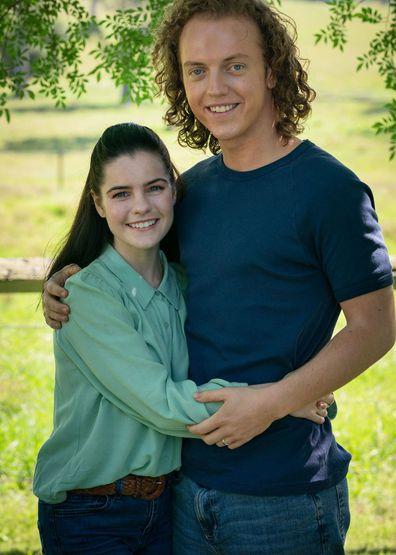 Chloe Bayliss Matt Castley  Hayley Ajax in Doctor Doctor