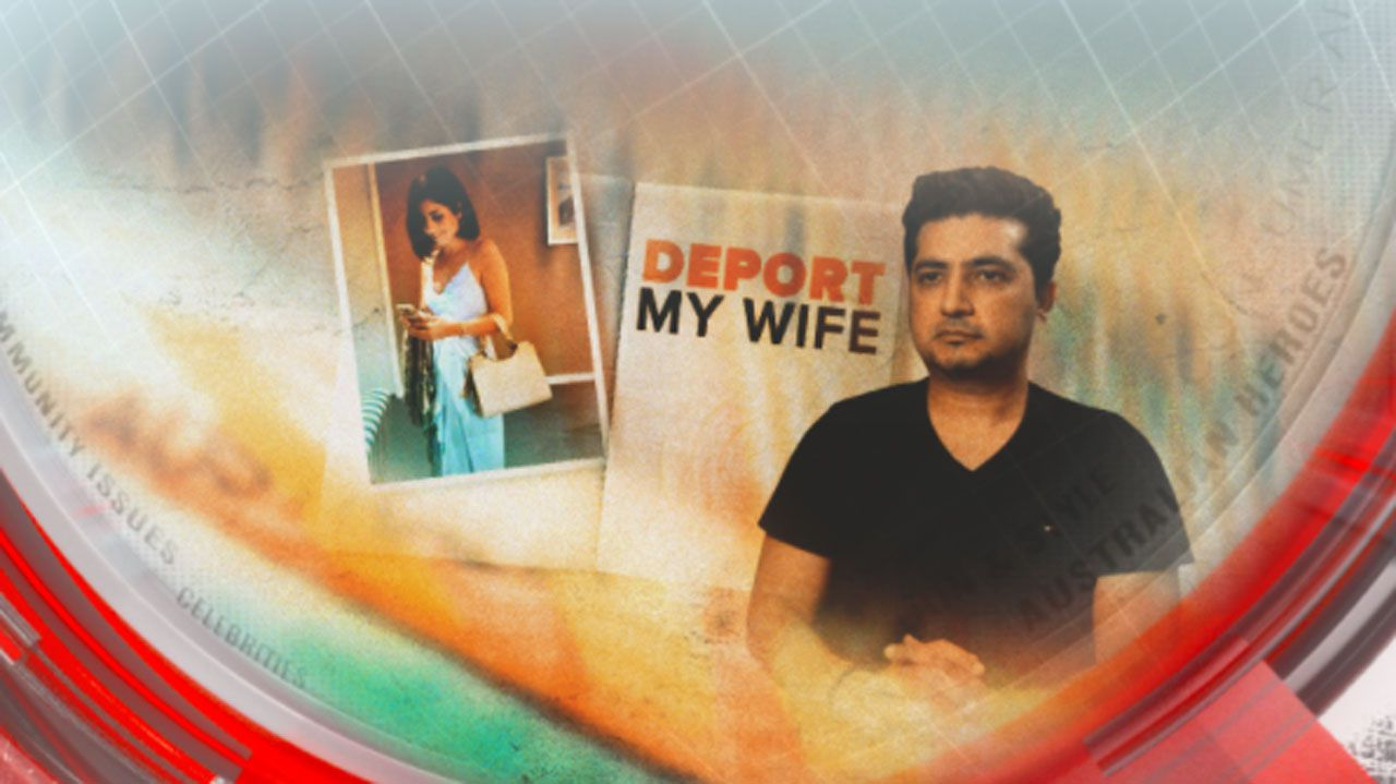 deport my wife a current affair 2018 short video