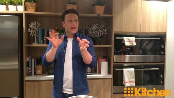 Jamie Oliver's food peeling revelation