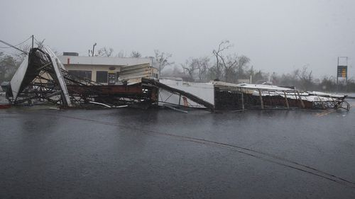 Parts of Texas have been crippled by power outages. (AP)