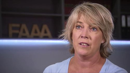 Flight Attendants Association of Australia councillor Rebecca Maclean said angry passengers were frequent.