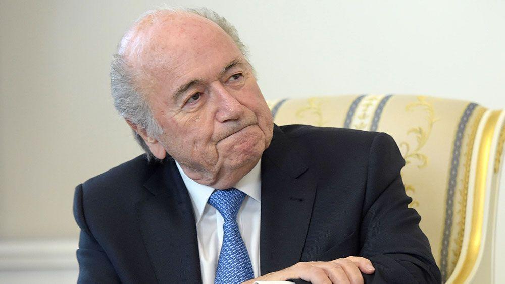 Sepp Blatter. (Getty)