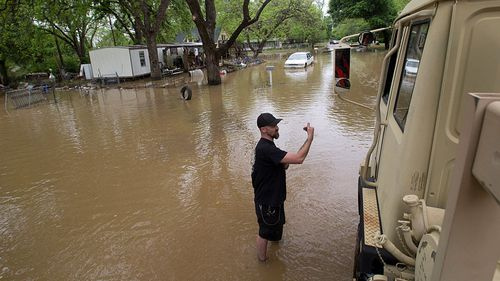 Six dead as Texas ravaged by floods