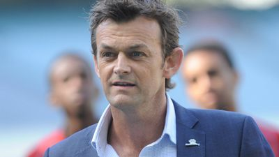 """Ex-Test wicketkeeper Adam Gilchrist tweeted """"Dear Lord, if ever the need for footprints in the sand, it's now"""" and followed with """"And stay strong Sean Abbott."""" (AAP)"""