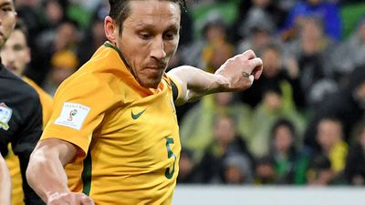 Mark Milligan: Workrate can never be faulted but looked somewhat lost in a two-man defensive midfield, tried to work slightly higher into gaping space - 6