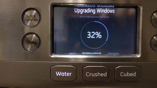Smart-fridge goes viral after update leaves owner thirsty