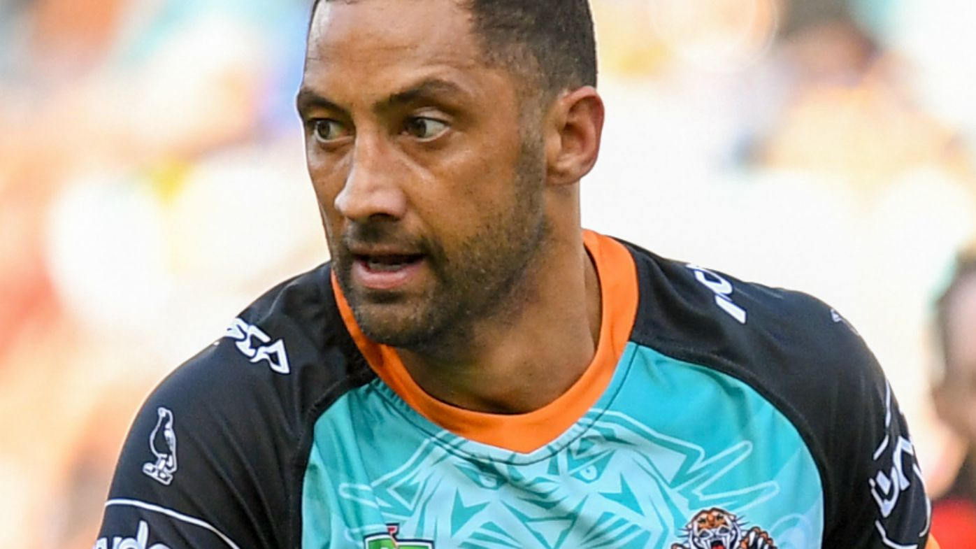 Benji Marshall in action