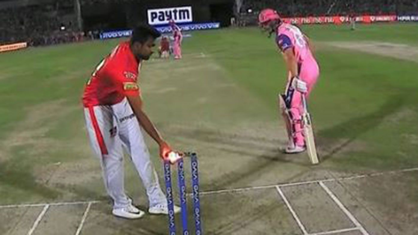 Ashwin urged to quit over Mankad as MCC defends 'embarrassment to the game'
