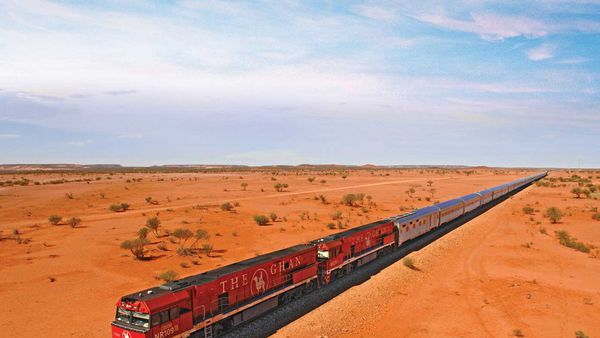 Train journey review: The Ghan Expedition - 9Travel