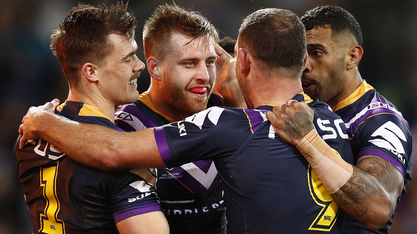 Melbourne Storm expect away games to start, flood of home games to finish