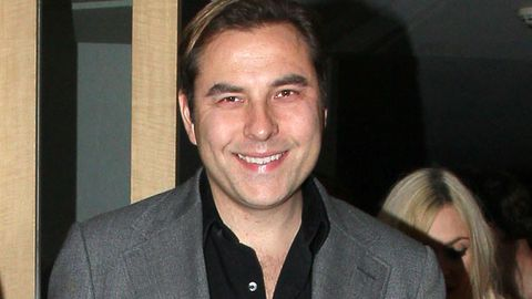 David Walliams is a bright addition to any party