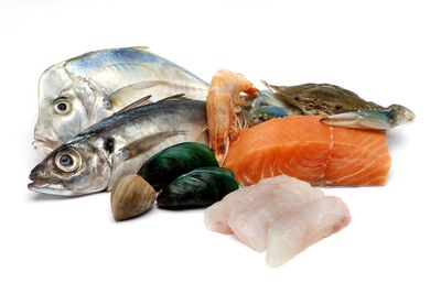 ENCOURAGE: Fish and seafood