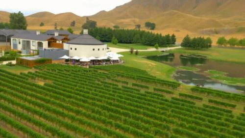 New Zealand wines are outselling their Australian rivals in the US. (9NEWS)