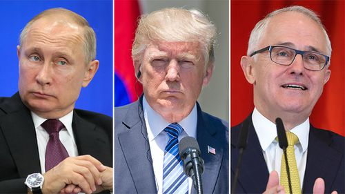 Why Putin, Trump and Malcolm Turnbull will be the ones to watch at this week's G20