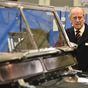 Philip helped design Land Rover which will carry his coffin