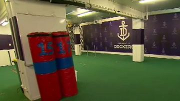 Behind the scenes of Domain Stadium with Matthew Pavlich