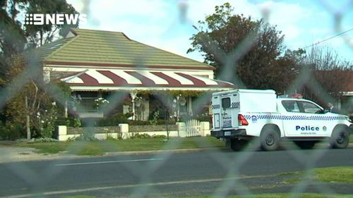 The man is expected to be charged with two counts of murder. (9NEWS)