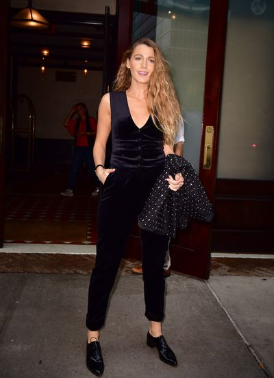 Blake Lively in Tribeca, New York, September, 2018