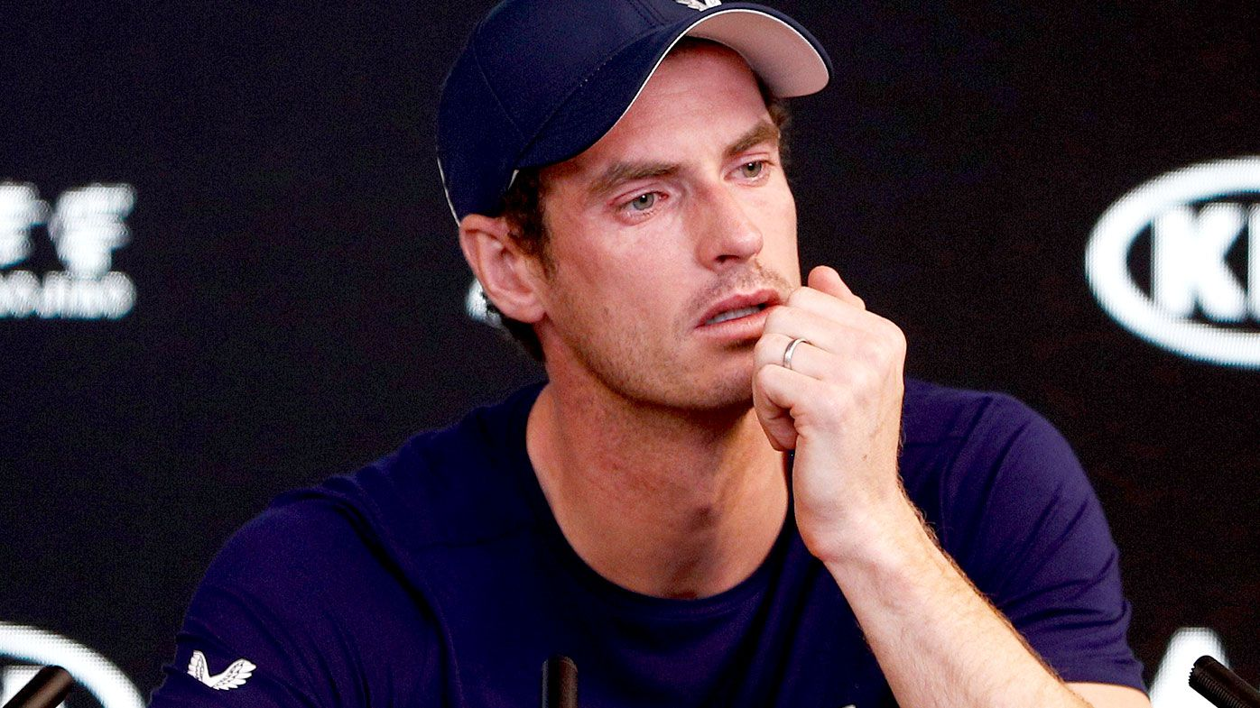 Struggling Andy Murray pulls out of Marseille Open with injury
