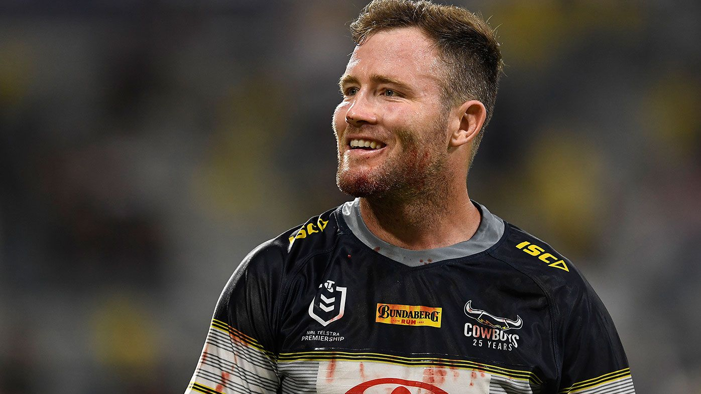 Cowboys Gavin Cooper calls time on NRL career – Wide World of Sports