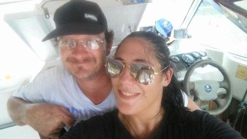 Geordie and Natalia Meek.