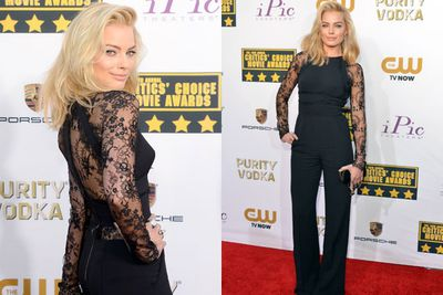 """""""I would really like to do more of a female driven piece,"""" Margot told TheFIX. """"I love forming on-screen relationships because there's so much that you can do, but I'd really love to do something with a female ensemble cast or something with cool female characters. And not have the male character as the focal point.""""<br/><br/>(Image: Getty)"""