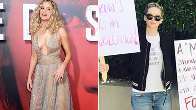 J-Law quitting acting for activism