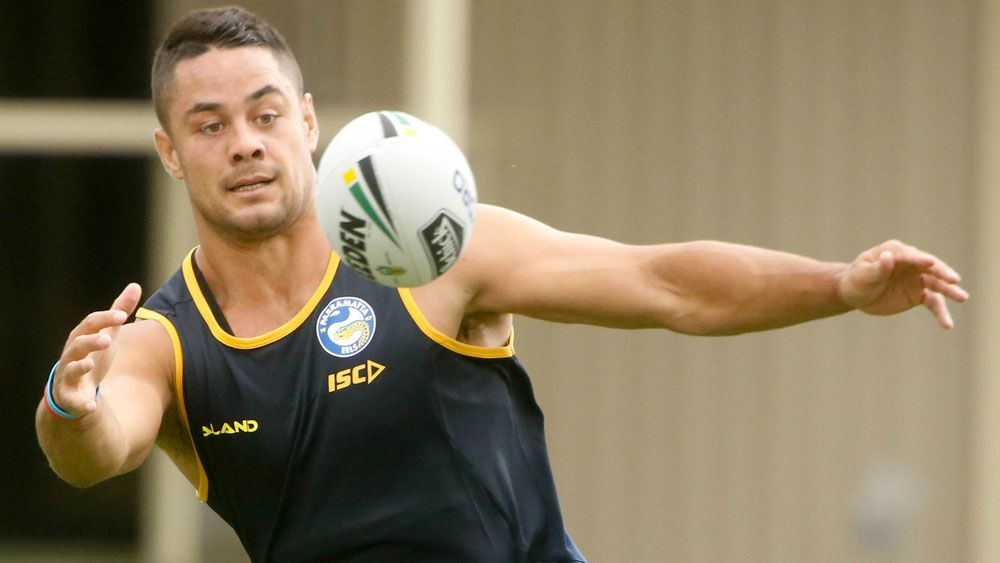 Parramatta captain Tim Mannah declares Jarryd Hayne the most dedicated he's ever seen