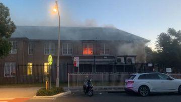 Bondi Public School fire