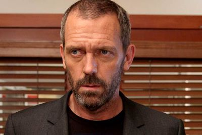 <B>The accent:</B> In <I>House</I>, Laurie is the titular Dr Gregory House, who specialises in diagnosing infectious diseases and being generally narcissistic — all in an American accent.<br/><br/><B>But you'd never know he's actually...</B> British. Born in Oxford, Laurie adopted an American accent for his <I>House</I> audition tape. The accent fooled executive producer Bryan Singer, who said Laurie was just the kind of compelling American actor he had been looking for. Prior to House, Laurie got his Brit on in English comedies such as <I>Blackadder</I> and <I>Jeeves and Wooster</I>.
