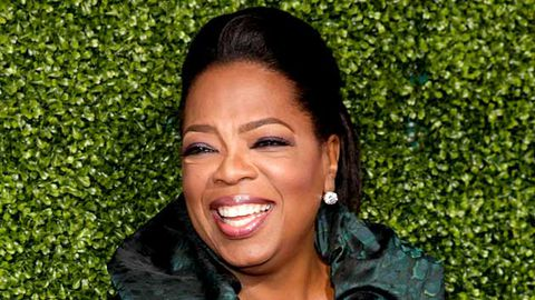 Oprah boasts about her many references in pop culture