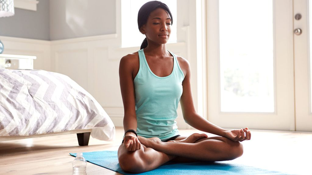 meditation for beginners no lotus pose isn t required