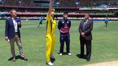 Cricket live blog: Australia vs England ODI at the Gabba