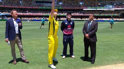 Cricket live blog: Australia vs England ODI at the Gabba