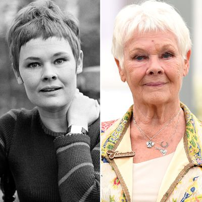 Judi Dench: 1967 and 2019