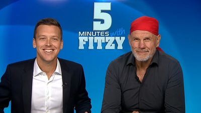 Peter FitzSimons lays out advice for Wallabies star Israel Folau