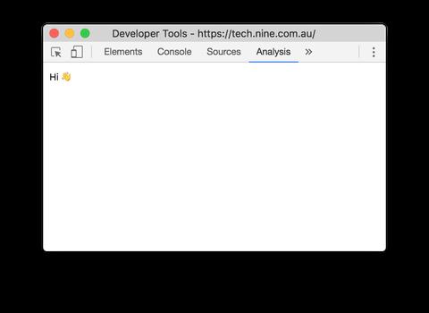 Building your own Chrome DevTools - 9Technology - Tech Blog