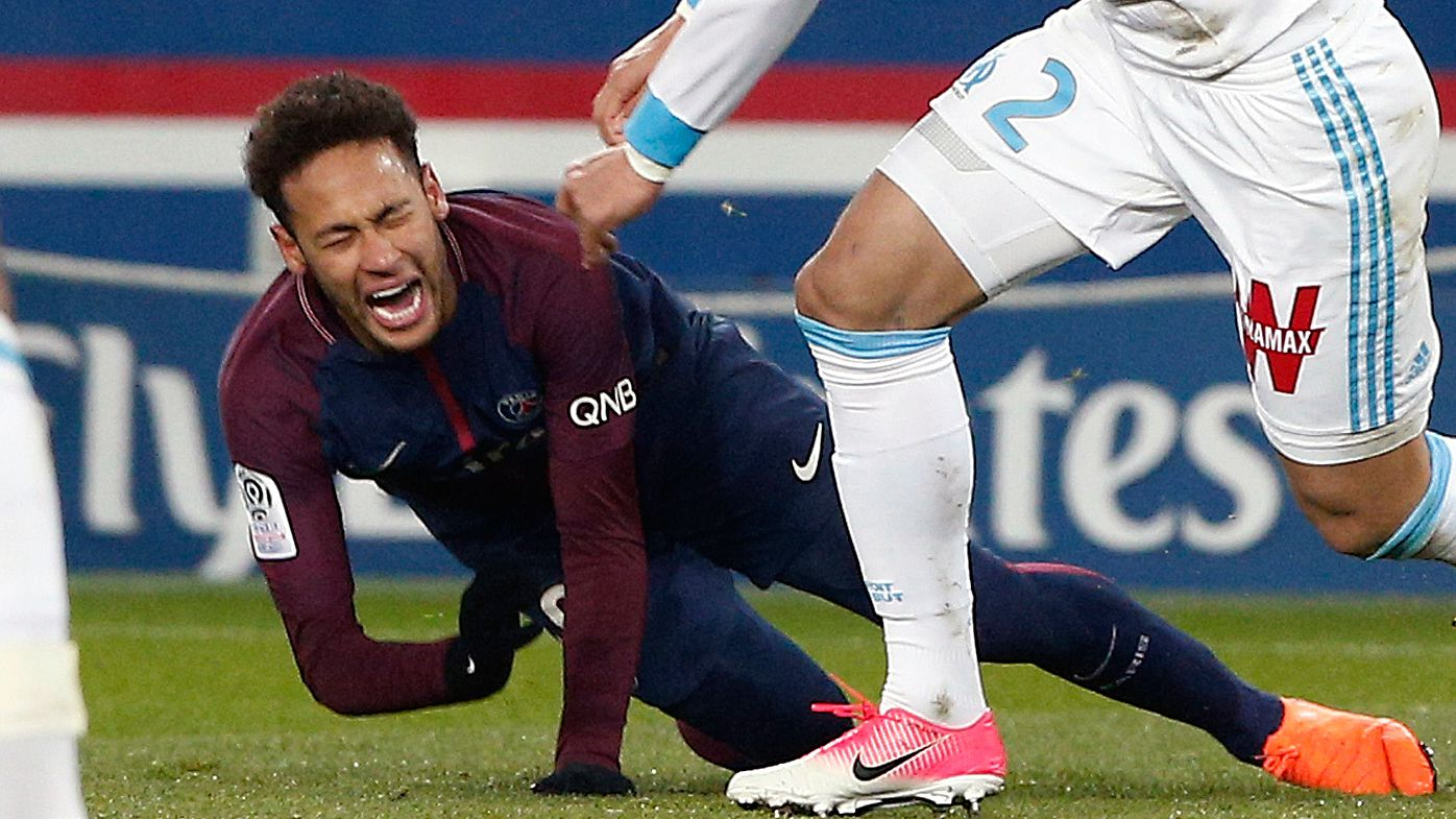 Football: Neymar to undergo surgery in Brazil after ankle injury