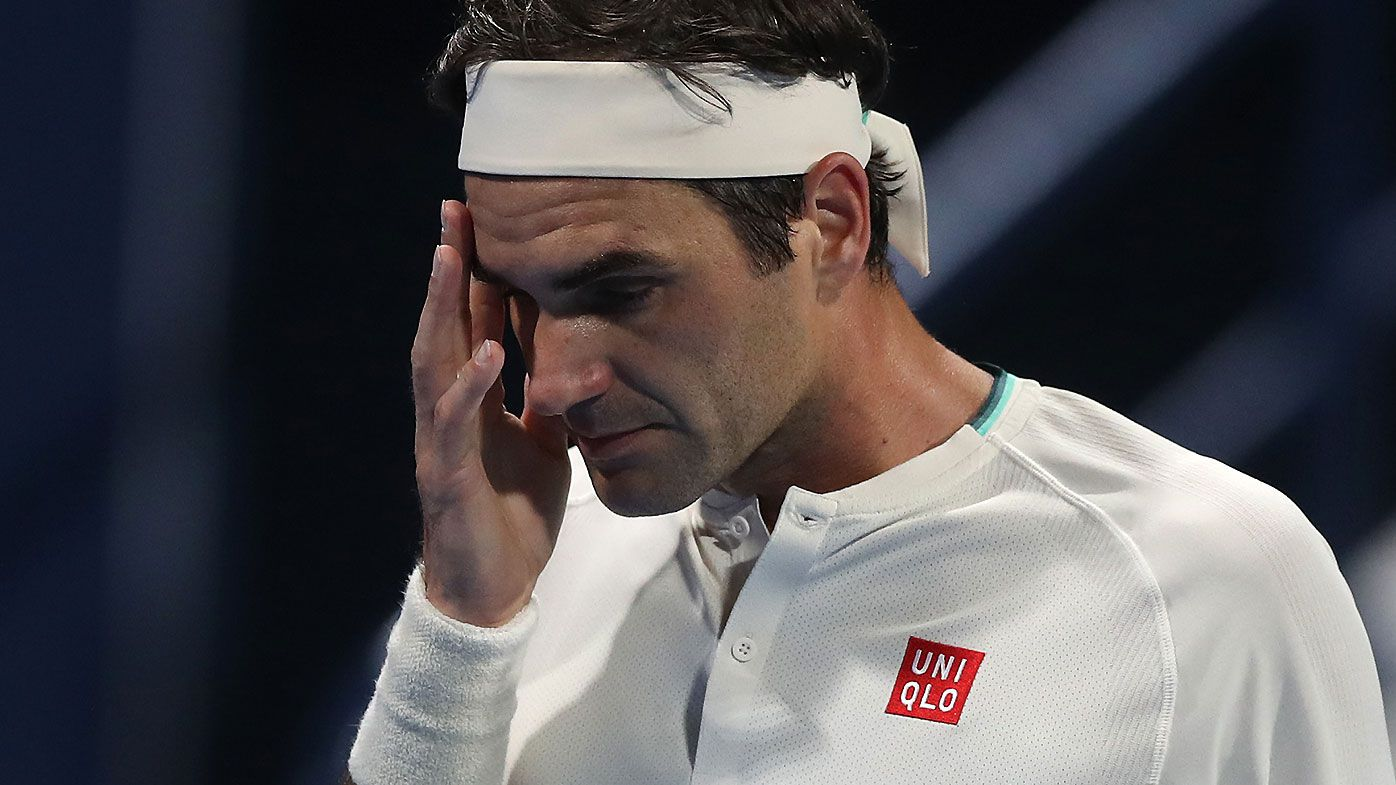 Alexander Zverev hits out at ATP rankings 'disaster' that has his ranked behind Roger Federer